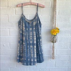 Billabong Boho Tie Dye Dress